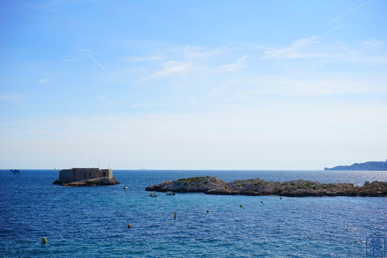 Le Chameau Bleu - Blog Voyage Méditerranée - Marseille quartier du MALMOUSQUE
