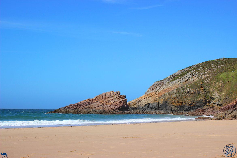 Le Chameau Bleu - Blog Voyage Saint Malo - Une plage du Cap Fréhel - Bretagne - Brittany - France