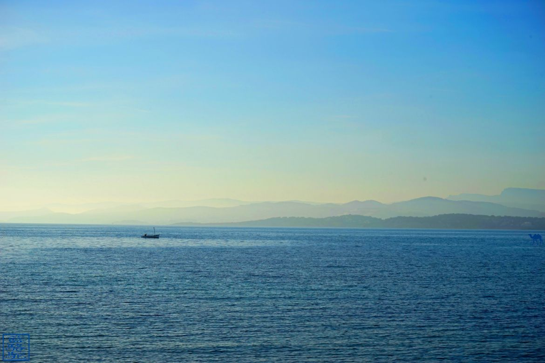 Le Chameau Bleu - Blog Voyage Méditerranée -Plage du Brusc