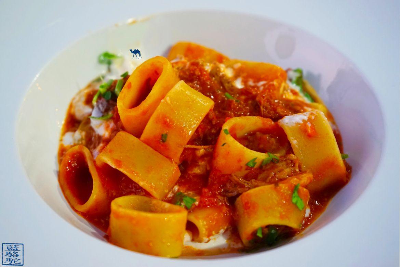 Le Chameau Bleu - Blog Gastronomie et Voyage - O Petit monde Restaurant Sanary - Calamar du restaurant O Petit monde