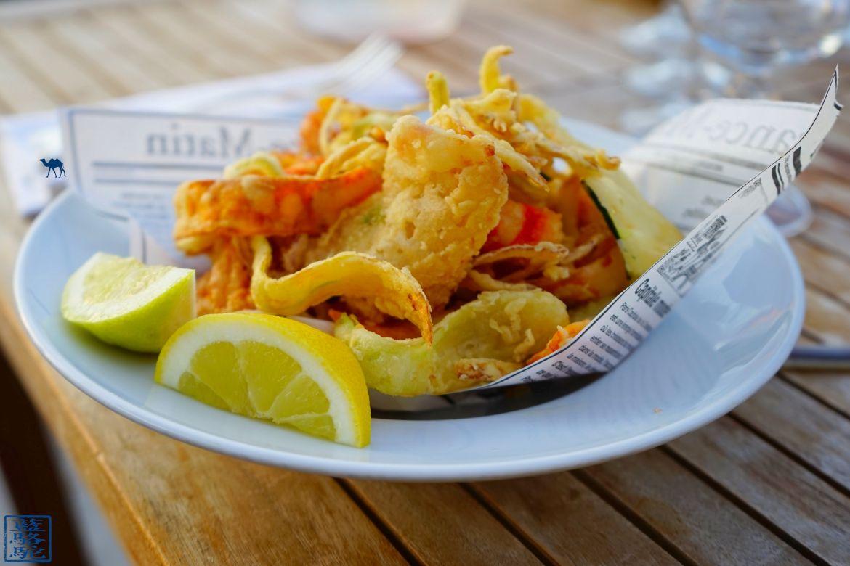 Le Chameau Bleu - Blog Gastronomie et Voyage - Restaurant Sanary - Frito Misto restaurant O Petit monde