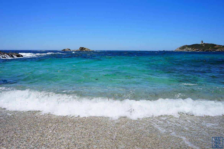 Le Chameau Bleu - Blog Voyage Var Embiez - Vagues de l'île des Embiez - Week end dans le Var