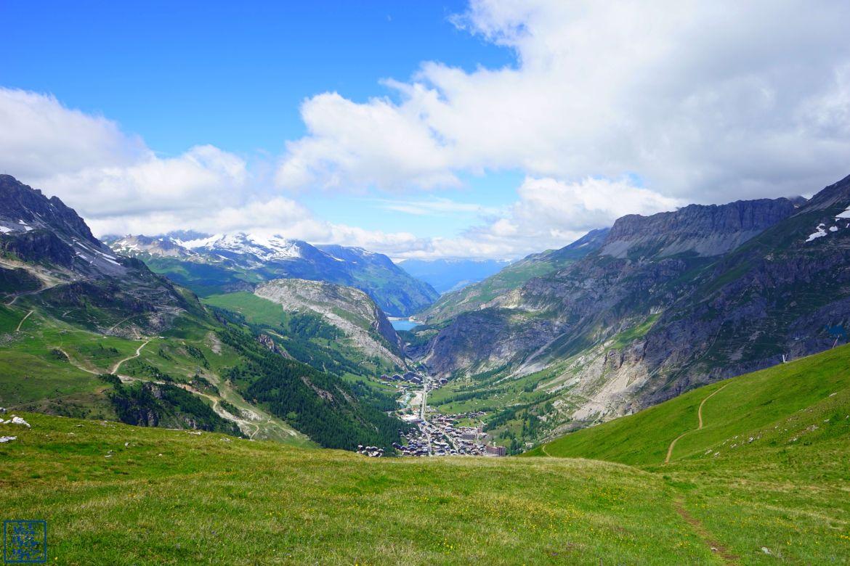 Le Chameau Bleu - Blog Voyage Val d'Isère - Haut de Val d'isere