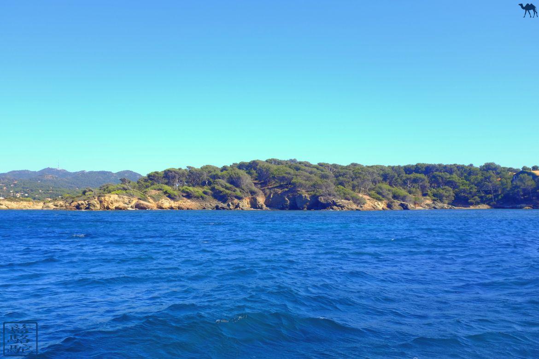 Le Chameau Bleu - Blog Voyage Var Embiez - Méditerranée - séjour sur l'ile des Embiez