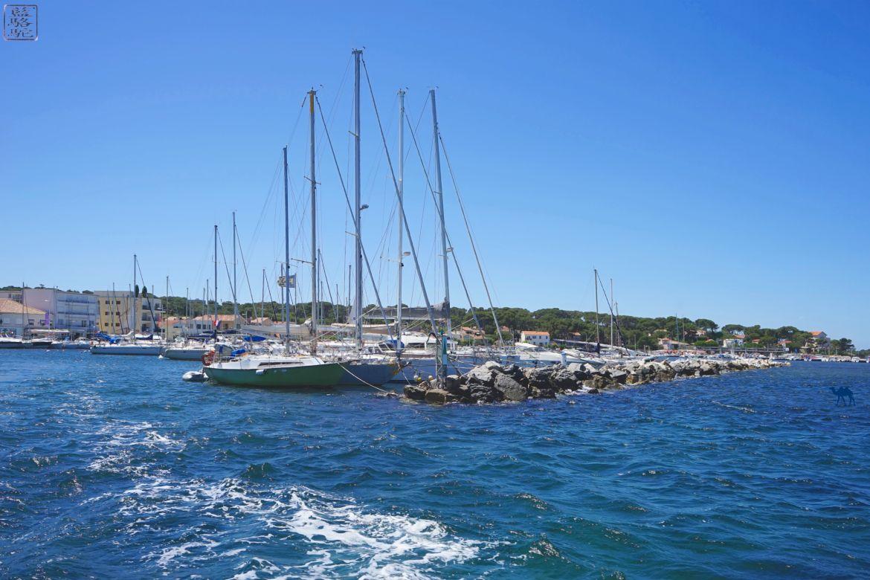 Le Chameau Bleu - Blog Voyage Brusc Six Fours Les Plages - Port du Brusc - Var
