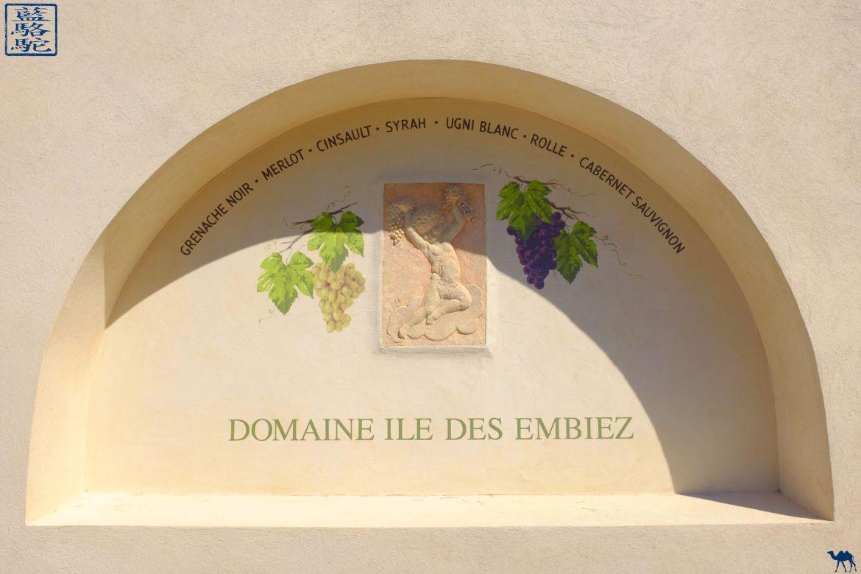 Le Chameau Bleu - Blog Voyage Var Embiez - Vignes de l'ile des Embiez - Var - vacances sud est