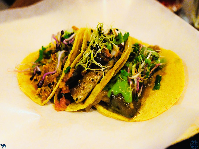 Le Chameau Bleu - Blog Voyage - Nos Adresses gourmandes à Gand - Tacos de Palenque