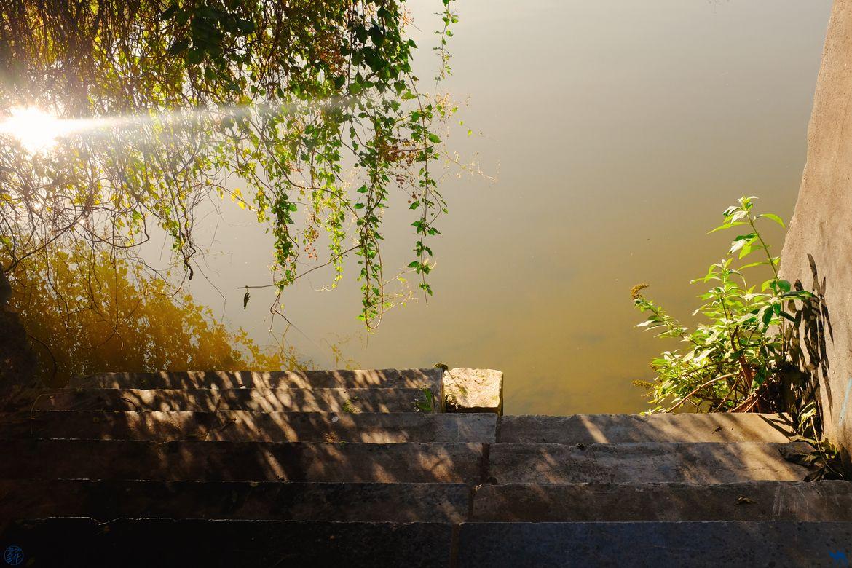Le Chameau Bleu - Blog Week End à Gand - Soleil sur le scanaux