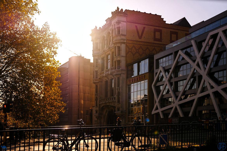 Le Chameau Bleu - Blog Escapade à Gand -Vooruit sous le soleil
