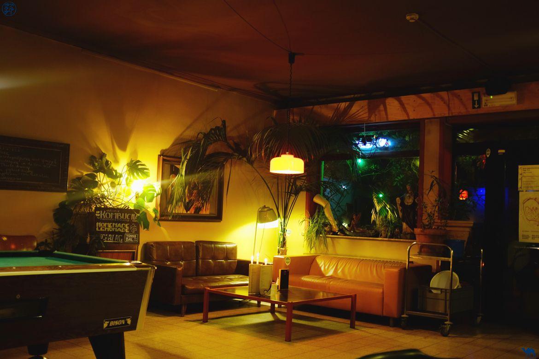 Le Chameau Bleu - Blog Voyage Gand - Restaurant Walrus
