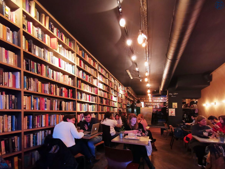 Le Chameau Bleu - Blog Voyage Gand - Café Infernal