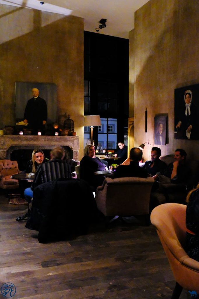 Le Chameau Bleu - Blog Voyage Gand Belgique - The Cobbler Cocktails Bar