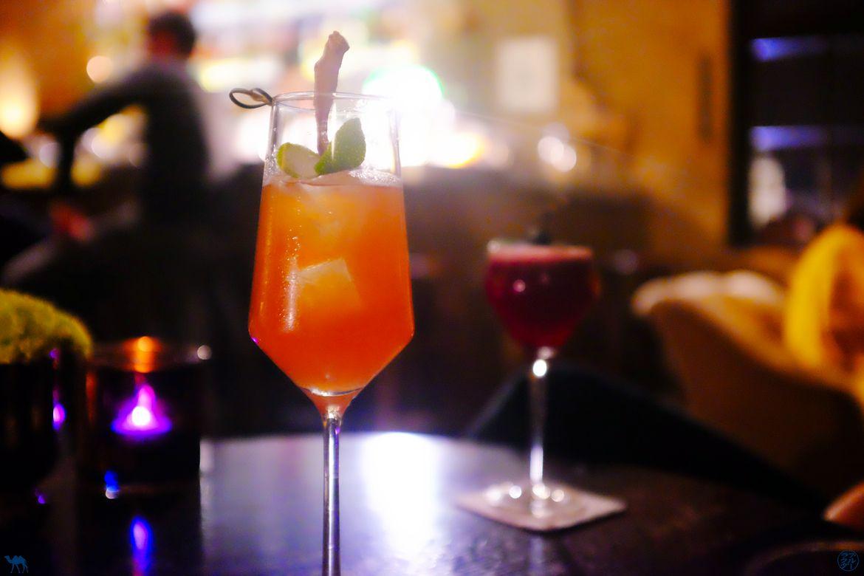 Le Chameau Bleu - Blog Voyage Gand Belgique - The Cobbler Bar à Cocktails