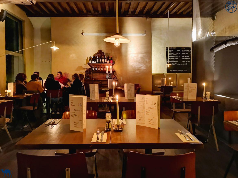 Le Chameau Bleu - Blog Voyage - Nos Adresses gourmandes à Gand - Keizershof