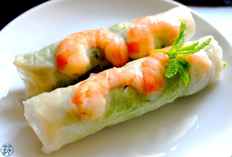 Le Chameau Bleu -Blog Cuisine asiatique Rouleaux de printemps - La Recette