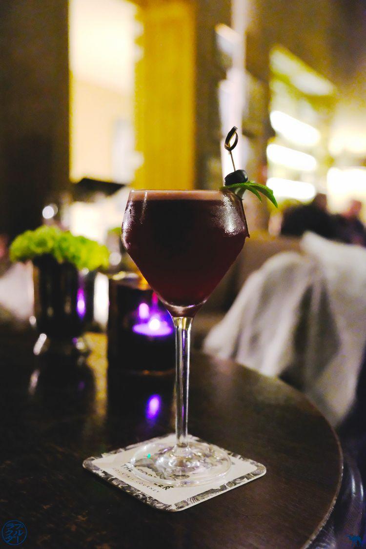 Le Chameau Bleu - Blog Voyage Gand Belgique - Cocktails de The Cobbler Bar