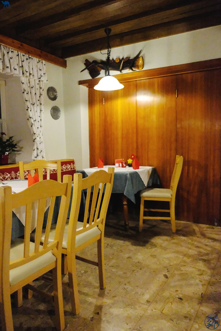 Le Chameau Bleu - Blog Voyage Autriche - Restaurant Kirchenwirt à Gosau Dachstein