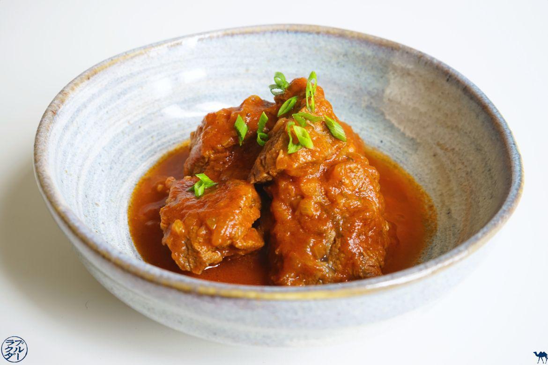 Le Chameau Bleu - Blog Cuisine et Voyage - Recette Goulash Autrichien