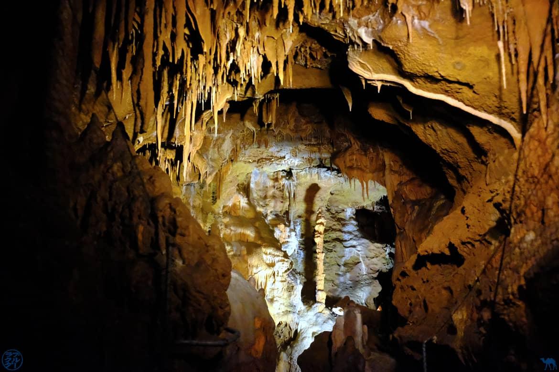 Le Chameau Bleu - Blog Voyage et Cuisine -  Grotte du Bosc en  Tarn et Garonne