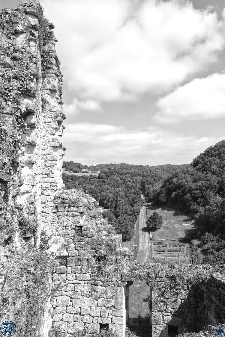 Le Chameau Bleu - Blog Voyage Lot Et Garonne - Intérieur Chateau Gavaudun