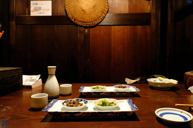 Le Chameau Bleu - Blog Voyage Tohoku - Restaurant Akita
