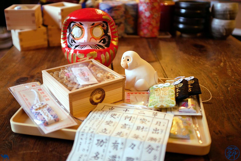 Omamori - Le chameau Bleu- Blog Voyage Japon -Shopping et souvenirs du Japon