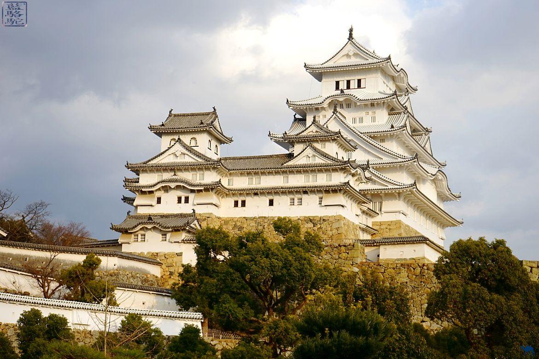 Le Chameau Bleu - Blog Voyage Japon - Séjour au Japon - Balade au chateau d'Himeji