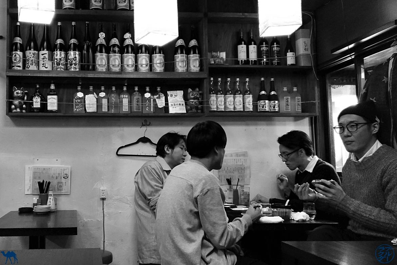 Le Chameau Bleu - Blog Voyage Tokyo - Voyage au Japon - Tokyo - Mocona Isakaya à Akihabara