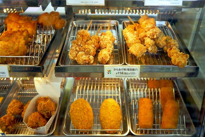 Nourriture des combinis - Le Chameau Bleu Blog Voyage Japon - Snack Japonais