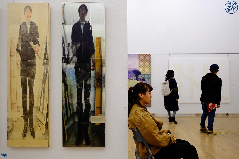 Le Chameau Bleu - Voyage à Tokyo - Centre national d'Art de Roppongi Japon