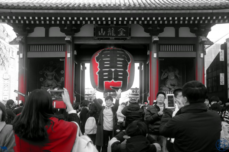 Le Chameau Bleu - Blog Voyage Japon -Asakusa - Tokyo Japon