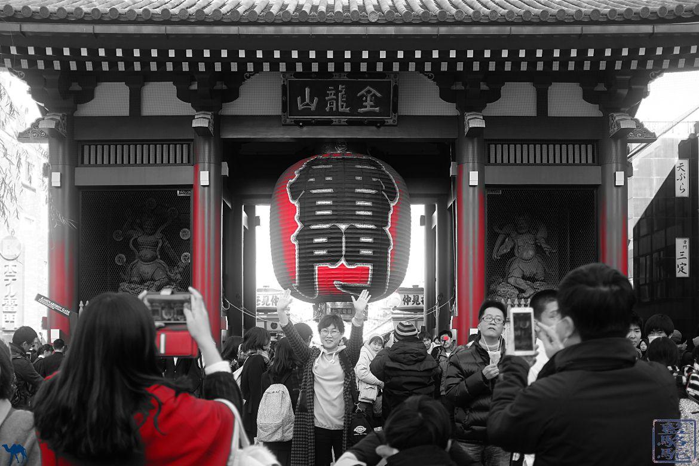 Le Chameau bleu - Blog Voyage Japon - Voyage à Tokyo - Temple d'Asakusa