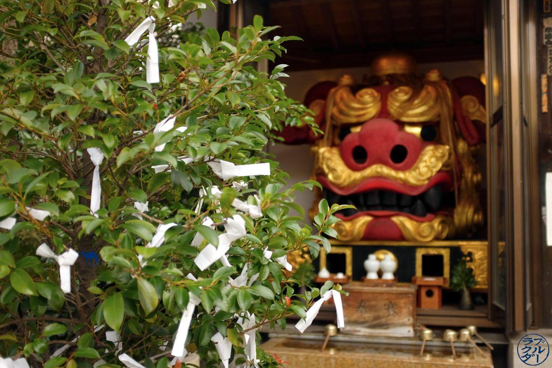 Le Chameau Bleu - Blog Voyage Tokyo Tsukiji - Temple japonais à Tsukiji Tokyo Japon