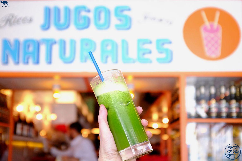 Le Chameau Bleu - Blog Voyage New York City - Meilleurs bar à Jus de fruits - Jus de fruit de Tacombi