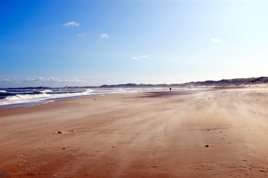 Le Chameau Bleu - Blog Voyage et Photo - Danemark - Klitmoller Strand