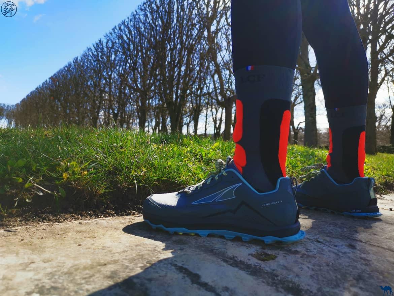 Le Chameau Bleu - Blog Voyage et Outdoor - La Chaussette de France au parc de Sceaux