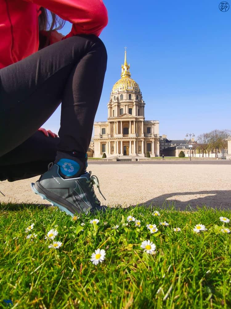 Le Chameau Bleu - Blog Voyage et Outdoor - La Chaussette de France Run Recycled