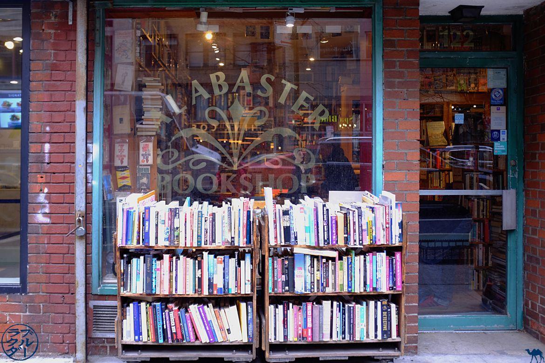 Sélection de librairies à New York - Le Chameau Bleu Blog Voyage New York City