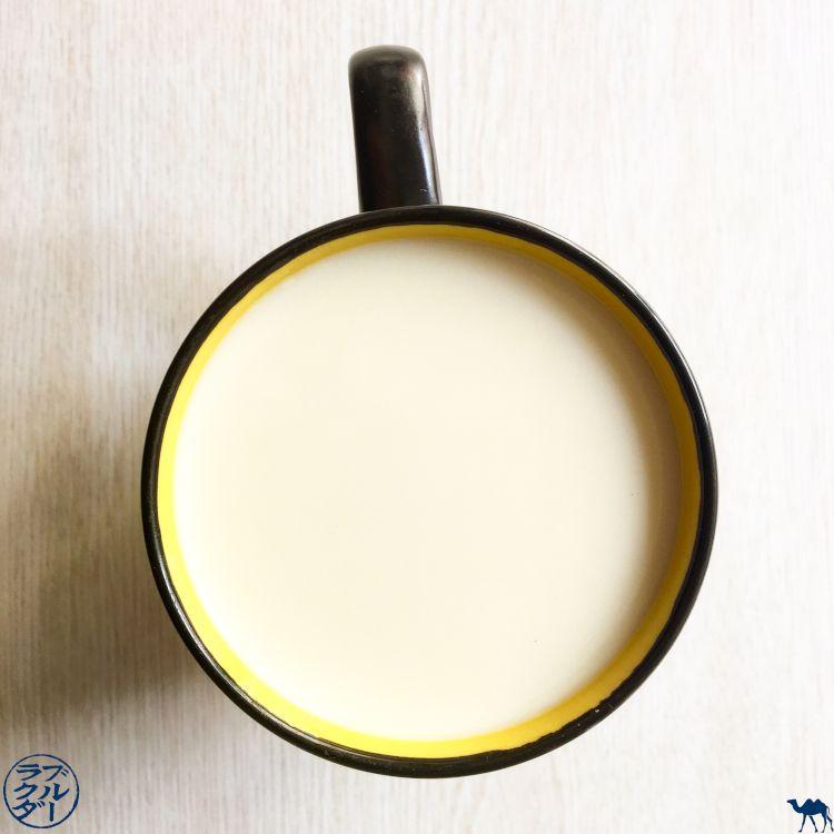 Le Chameau Bleu - Lait de Soja Maison - Recette