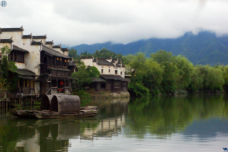 Le Chameau Bleu - Blog Cuisine et Voyage - Voyage dans l'AnHui En Chine