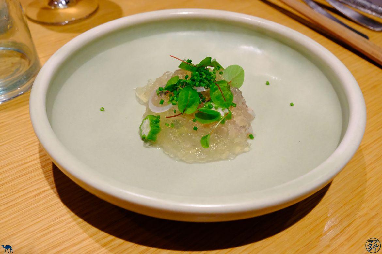 Le Chameau Bleu - Blog Gastronomie - Restaurant Gastronomique Paris Le clos Y
