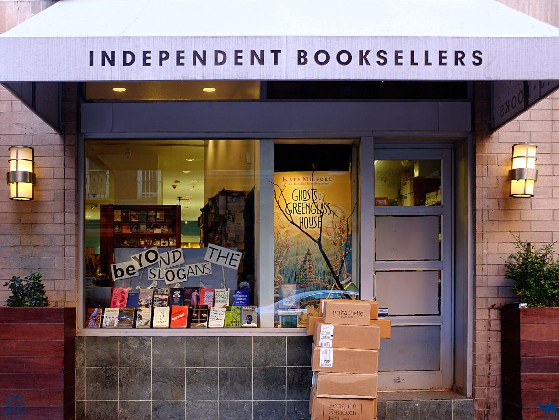 Le Chameau Bleu - Librairie de New York - Voyage à New York Blog Voyage New York City
