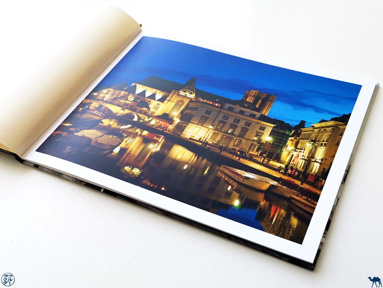 Le Chameau Bleu - Blog Voyage et Gastronomie - Nos livres Photos chez Pixum