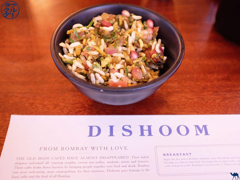 Le Chameau Bleu - Restaurant Londres - Dishoom Restaurant indien