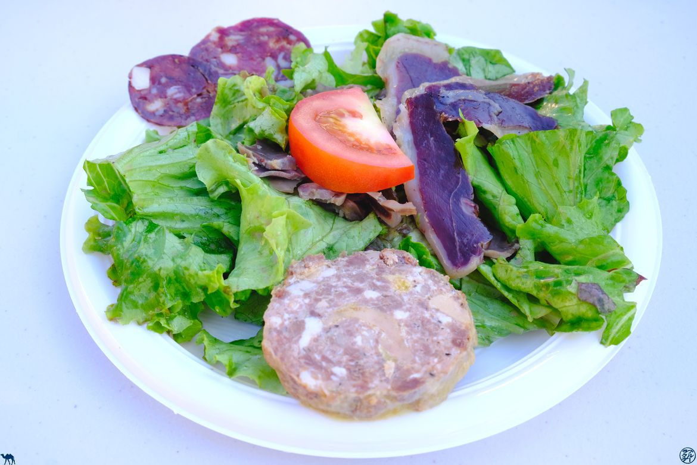 Le Chameau Bleu - Blog Voyage Lot-Et-Garonne Assiette Gourmande de Canard