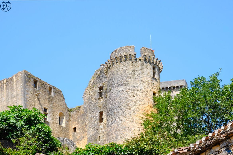 Le Chameau Bleu - Blog Voyage Lot Et Garonne - Chateau de Bonaguil