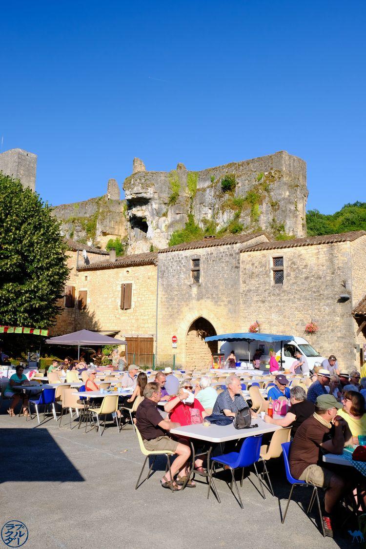 Le Chameau Bleu - Blog Voyage Lot Et Garonne - Marché Gourmand à Gavaudun