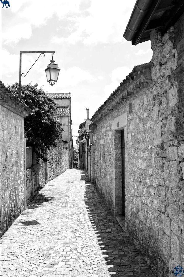 Le Chameau Bleu - Blog Voyage Lot Et Garonne - Ruelle de Monflanquin