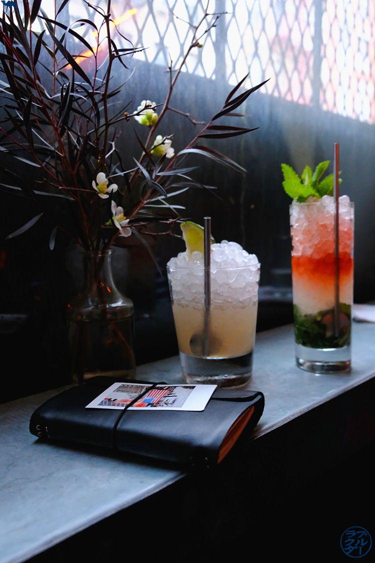 Blog Voyage New York City Le Chameau Bleu - Attaboy SpeakEasy à New York - Bar à Cocktail dans le Lower East Side - New York Bar