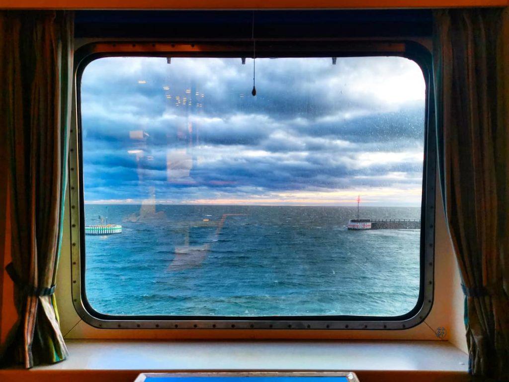 Le Chameau Bleu -Blog Voyage Danemark Ferry pour l'ile de Læsø